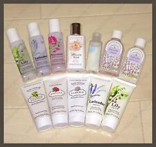 PICK 1pc Crabtree & Evelyn Travel Size lotion shampoo conditioner hand recovery