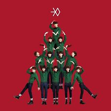 EXO EXO-M - Miracles In December (Chinese) [CD +Booklet + Poster + Gift]