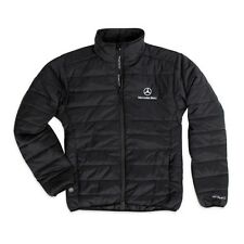 Mercedes Benz Men's Fiberloft Puffy Jacket made by Stormtech with Media Pocket