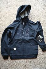 DC Shoes Tanen Snowboard Winter Jacket Black