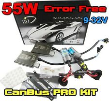 H7 55w CANBUS ERROR XENON HID CONVERSION KIT BMW E46 E39 E60 Z4 Z3