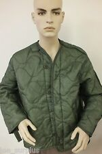 COLD WEATHER M65 FIELD JACKET COAT LINER MEDIUM US MILITARY ISSUE