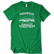Griswold Family Christmas T-Shirt Funny Green Xman TEE Vacation wxm10 Humor