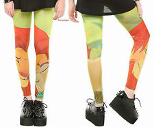 "Simba And Nala Leggings Disney ""The Lion King"" Free Shipping"