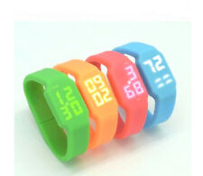 8G New Fashion LED Watch Wristband USB Memory Flash Drive Stick Thumb Pen