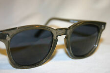 AO American Optical Safety SMOKE/GRY Hipster All Size NEW Sunglasses Grunge