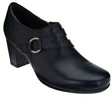 Clarks Bendables Promise Katy Leather Shooties PICK SIZE COLOR
