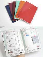 Donbook - New Cash Book - Money Planner Organizer Household Account Book Ledger
