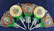 THANK YOU FOR COMING TO MY PARTY CHOCOLATE LOLLIPOPS/SWEETS PARTY BAG FILLERS