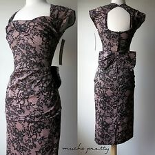 STOP STARING! NWT, the LOVE Dress in Pink Lace, S - XL Available!