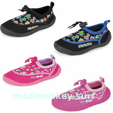 URBAN BEACH LITTLE MONSTER AQUA WATER SHOES infants kids toddler swimming pool