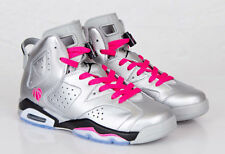 Nike Air Jordan 6 VI Retro Valentines Day V DAY 543390-009 GS Grade School Kids