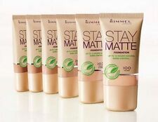 Rimmel Stay Matte Shine Control Foundation 30ml Brand New / Choose Your Shade!
