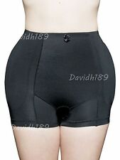 NEW! REMOVABLE PADDED REAR BUTT + HIPS BOOSTER ENHANCER SHAPER GIRDLE S-2XL