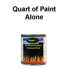 UreKem KemFx 200/300 Series Metallic Basecoat Quarts - Quart of Paint Alone