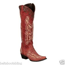 Gorgeous Tall Lane Western Boots Womens Amber Cowboy Boots
