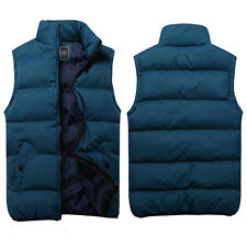 2013 Hot Men's Autumn Winter Vest down Jacket Coat Warm WaitstCoat Outwear 5075