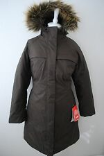 THE NORTH FACE WOMENS ARCTIC PARKA PUFFER DOWN BITTERSWEET BROWN NWT SIZES