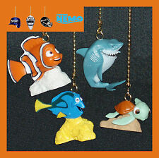 DISNEY-PIXAR FINDING NEMO /DORY MOVIE CEILING FAN PULLS (CHOICE OF 2 FIGURINES)