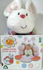 Blossom Farm ELC Mouse Sit Me Up Cosy Inflatable Ring Comfortable Cushion (A)
