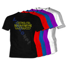 Camiseta Star Wars XXL- XL- L- M- S Sizes DVD Comic Film Imperio 01 T-Shirt Tee