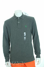 BNWT 100% AUTHENTIC RALPH LAUREN MENS LONG SLEEVE POLO T SHIRT TEE  S/M/L