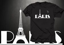 Paris T-shirt France Tee shirt t-shirt gift love city T shirt