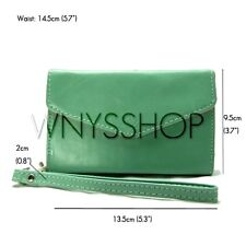 Women Wallet Envelope Purse Samsung iPhone 4 4S Case Bag Card Holder Handbag New