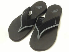 Nike Mens Celso Plus Thong Sandals Flip Flop Black Grey All Size 307812-018