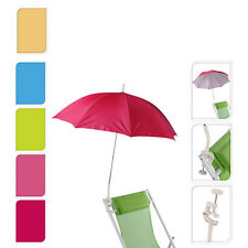 PROBEACH GARDEN BALCONY BEACH DECK CHAIR CLIP ON CLAMP UMBRELLA PARASOL SUNSHADE