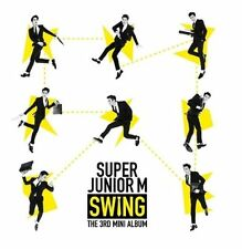 Super Junior M - SWING (3rd Mini Album) [CD + Poster + Gift]