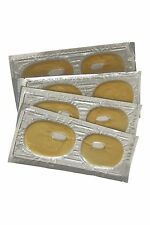 Gold Collagen Eye Masks - Anti Wrinkle Dark Circles Bags / Fine Lines Crows Feet