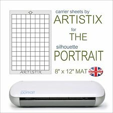 "Artistix Cutting Mat For The Graphtec Silhouette 8"" x 12"" Portrait  Cameo Mat 8"