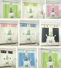 """[ AMATERASE] HAND MADE THERMAL INSULATED BLACKOUT CURTAIN SET W=79""""~228"""" M16-03"""