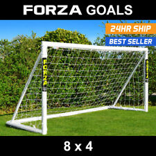 8 x 4 FORZA Football Goal (Locking Model) - The Ultimate Goal [Free Delivery]