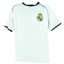 Rhinox 2013 Official Real Madrid Training Soccer Home Jersey T2Y01 White