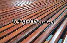 Tomahawk Lacrosse All Belizian Attack / Defense Lacrosse Sticks - Wood Shafts