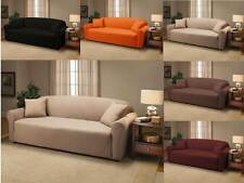 ELEGANT COMFORT JERSEY SOFA STRETCH SLIPCOVER,COUCH COVER, CHAIR LOVE SEAT SOFA