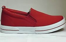 Drew Hobby Canvas Casual Slip-Ons-Womens Size 9½ New w/Box-Closeout Price-$9.99