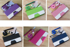 Varied Color PU Leather Wallet Flip Pouch Case Cover For SAMSUNG GALAXY Note 3