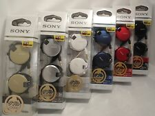 SONY MDR-Q68LW Retractable Cables Headphones Japan Model 1 Day Shipping Tracking