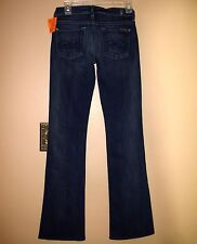 $165 Seven 7 For All Mankind Original Bootcut GUMMY Jeans Medium Vint SAMPLE 24