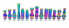 Drip Tip - Rainbow Stainless Steel Drip Tips, All New Styles - US Seller
