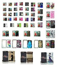 Hard Case Phone Cover for LG Optimus L70 MS323 (Metro PCS)+Free Screen Protector