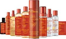 CREAM OF NATURE ARGAN OIL RANGE, SHAMPOO, CONDITIONER, SPRAY, SERUM *MULTI LIST*