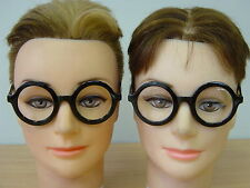 Wheres Wally Harry Potter Glasses With/Without Clear Lens Medium Adult Size