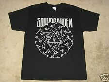 Soundgarden Saw Blade S, M, L, XL, 2XL Black T-Shirt