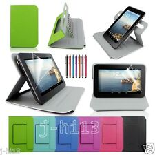 "Slim Leather Case Cover+Gift For 10.1"" Supersonic 10 inch Android Tablet TYA"