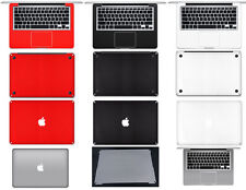 3D Outer Carbon Fibre Skin Case Sticker Protector For Apple MacBook Pro 15 A1286