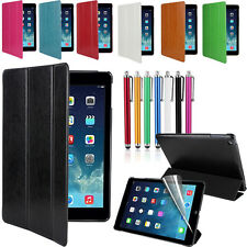 Leather Magnetic Slim Flip Smart Case Cover for New Apple iPad Air iPad 5 2013